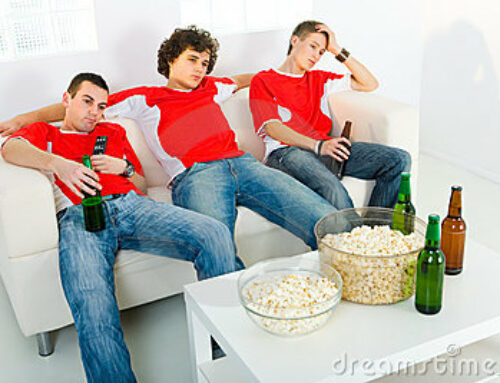 Why I'm No Longer Watching Sports, And I Recommend You Stop Too… Well, I'm Significantly Cutting Back
