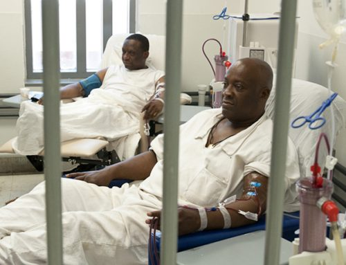 The Coronavirus Will Sweep Through American Jails At An Alarmingly Fast Rate, Faster Than It Did In China