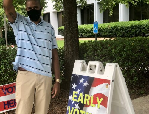 I'm A 34 Year Old Black Man And I Voted For The First Time Ever Yesterday